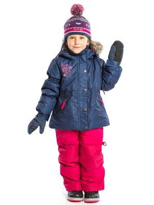 Комплект: куртка и полукомбинезон | 3670938