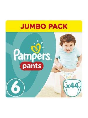 Трусики Pants - розмір 6 (Extra Large) 16 кг (44 шт.) - Pampers - 3670189