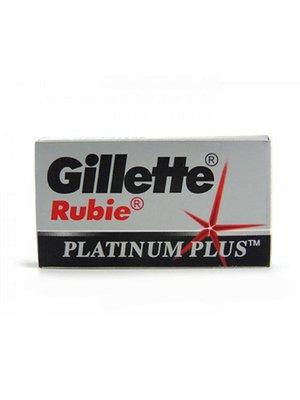 Двусторонние лезвия RUBIE Platinum (5 шт.) | 3670813