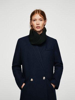 Пальто темно-синее | 3623466
