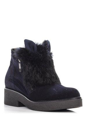 Ботинки синие | 3673310