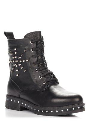 Черевики чорні | 3673308