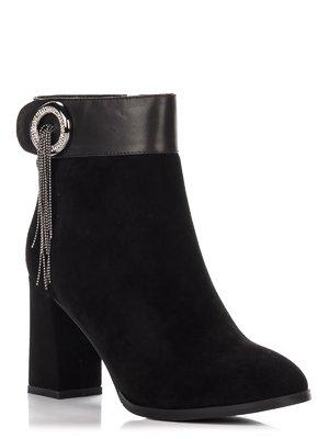 Ботинки черные | 3673307