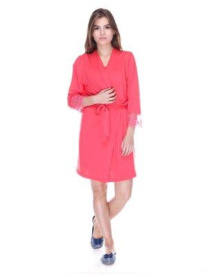 Комплект: халат та нічна сорочка | 3612258