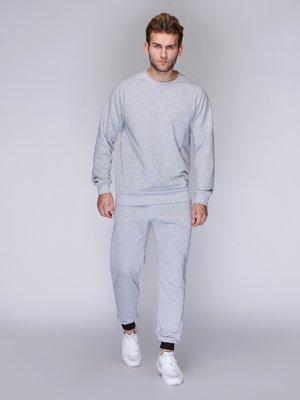 Джемпер серый | 3667421