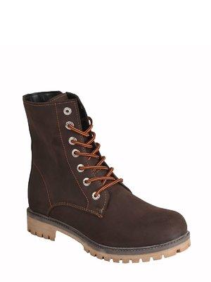 Черевики коричневі | 3674189