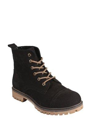 Ботинки черные | 3674204