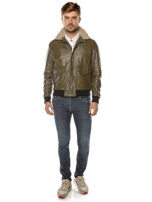 Куртка зелена | 3674469
