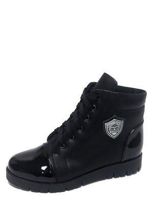 Ботинки черные | 3678715