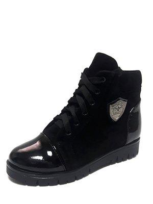 Ботинки черные | 3678716