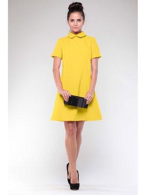 Платье желтое | 3678935