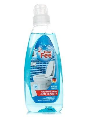 Средство чистящее для унитазов, гель, марка А, «Морская свежесть» (750 мл) | 3362075