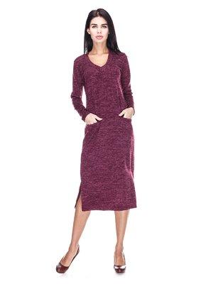 Сукня вишневого кольору | 3667608