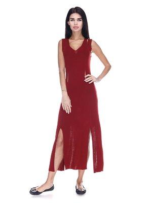 Сукня бордова - RITO - 3593923