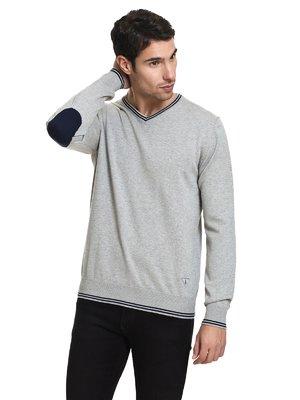 Пуловер серый | 3682231