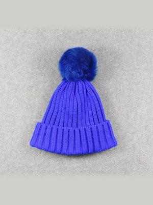 Шапка синя | 3682602