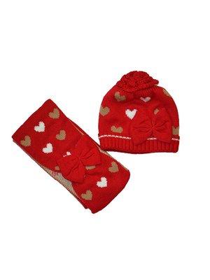 Комплект: шапка і шарф | 3682651