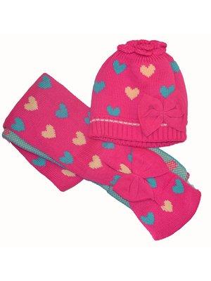Комплект: шапка і шарф | 3682652