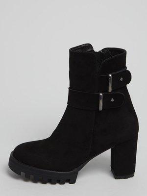 Ботинки черные | 3674294