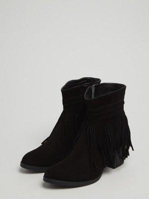 Ботинки черные   3674314