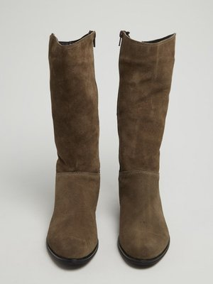 Сапоги коричневые | 3674326