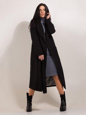 Пальто черное | 3682962