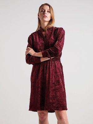 Сукня бордова | 3682936