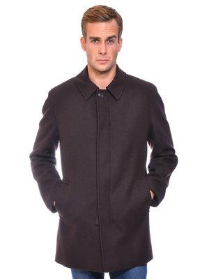 Пальто коричневое | 3652906
