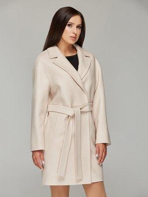 Пальто бежевое | 3683808