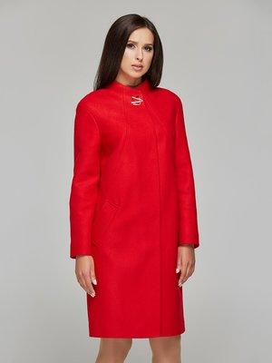 Пальто красное | 3683816
