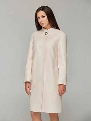 Пальто кремового цвета | 3683817