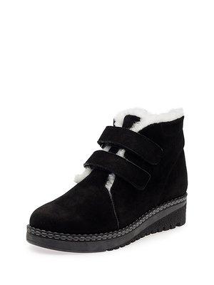 Ботинки черные | 3674001