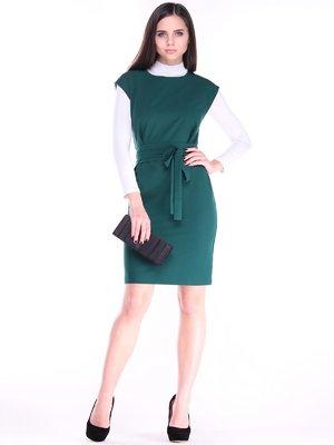 Сукня темно-смарагдового кольору   3686790