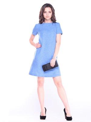 Платье цвета электрик | 3687764