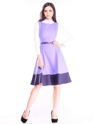 Платье сиреневое | 3687830
