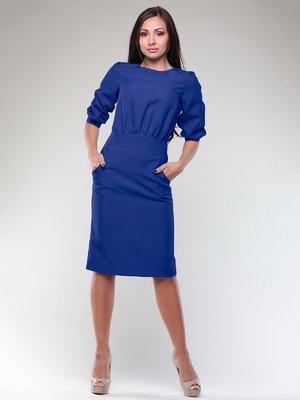Сукня кольору електрик   3688050