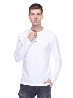 Лонгслів білий | 2605413