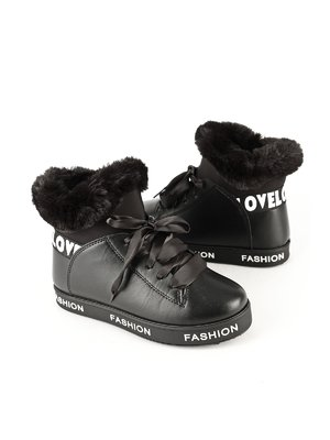 Ботинки черные | 3689171