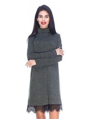 Платье зеленого цвета | 3657002
