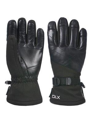 Перчатки черные горнолыжные | 3608184