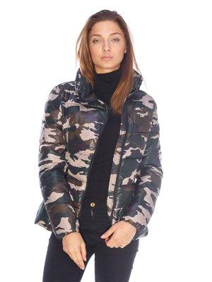 Куртка камуфляжной расцветки - Monte Cervino - 3692331
