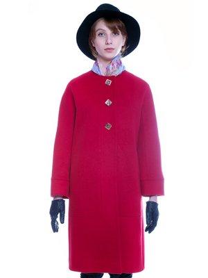 Пальто красное | 3652888