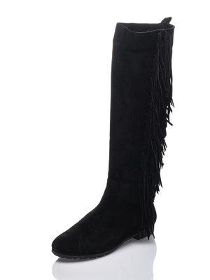 Сапоги черные | 3689889