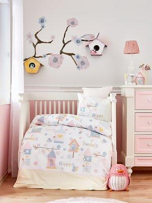 Комплект постільної білизни для немовлят | 3697774