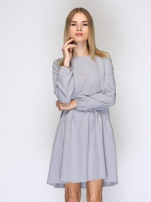 Сукня сіра   3698075