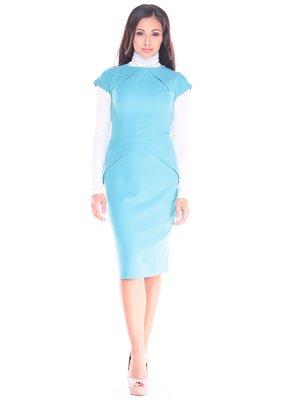 Сукня кольору зеленої бірюзи | 3692967
