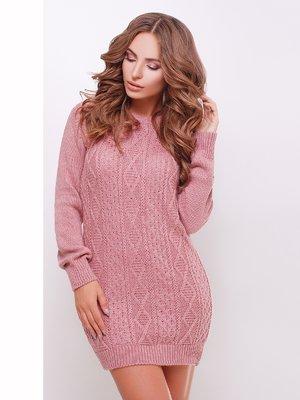 Сукня-туніка рожева | 3698078