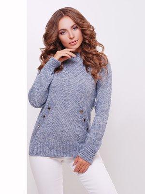 Джемпер сіро-блакитний   3698106