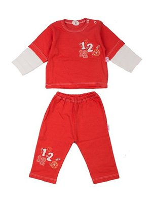 Комплект: реглан и брюки   3702232