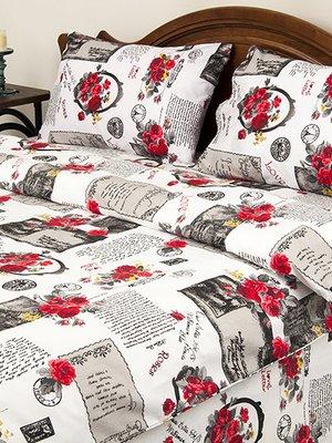 Комплект постельного белья двуспальный (евро) | 2331413